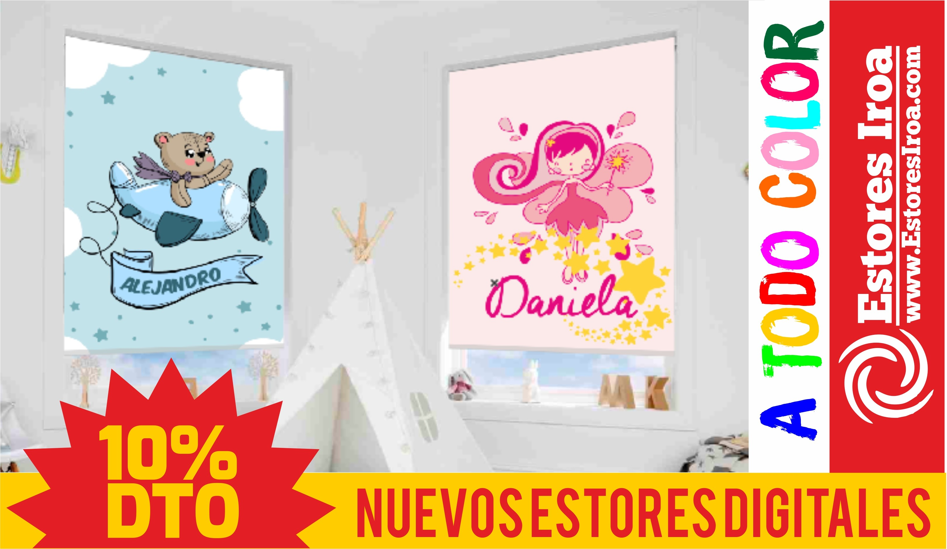 estores digitales